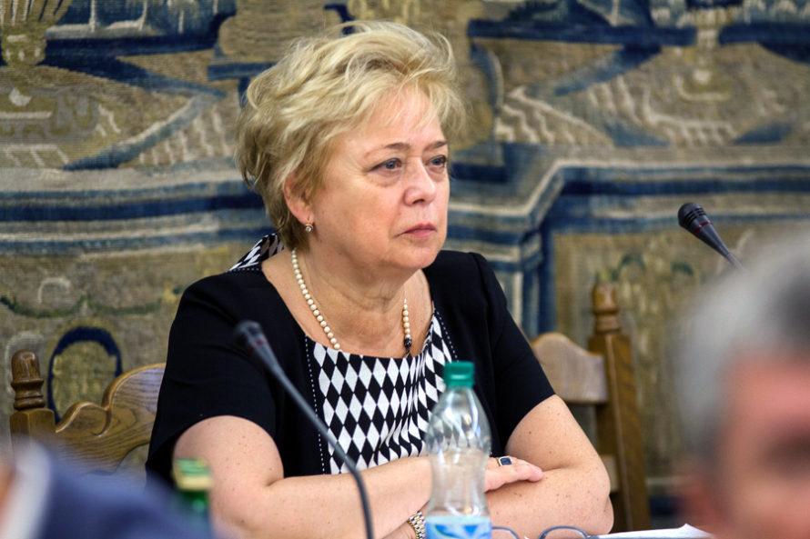 Prof.Małgorzata Gersdorf: Prawnikom niewolno milczeć wobliczu zła