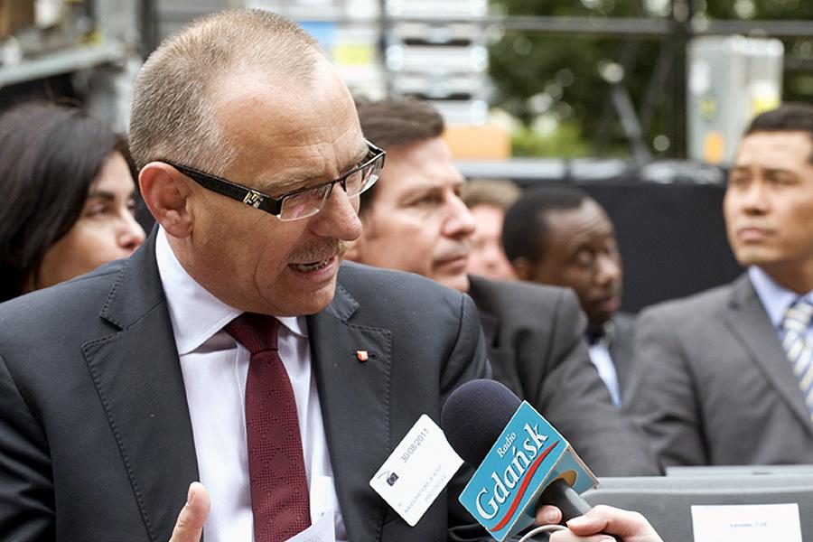 Jerzy Borowczak: Głos protestu nie trafia do PiS, tak jak nie trafiał do ubeków