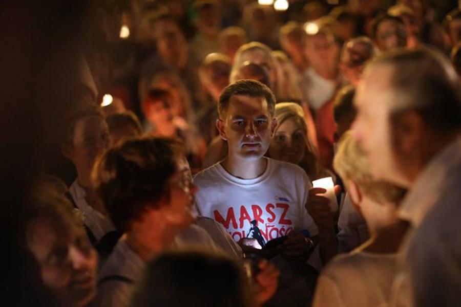 Arkadiusz Myrcha: Nie ma zgody na demolowanie Polski