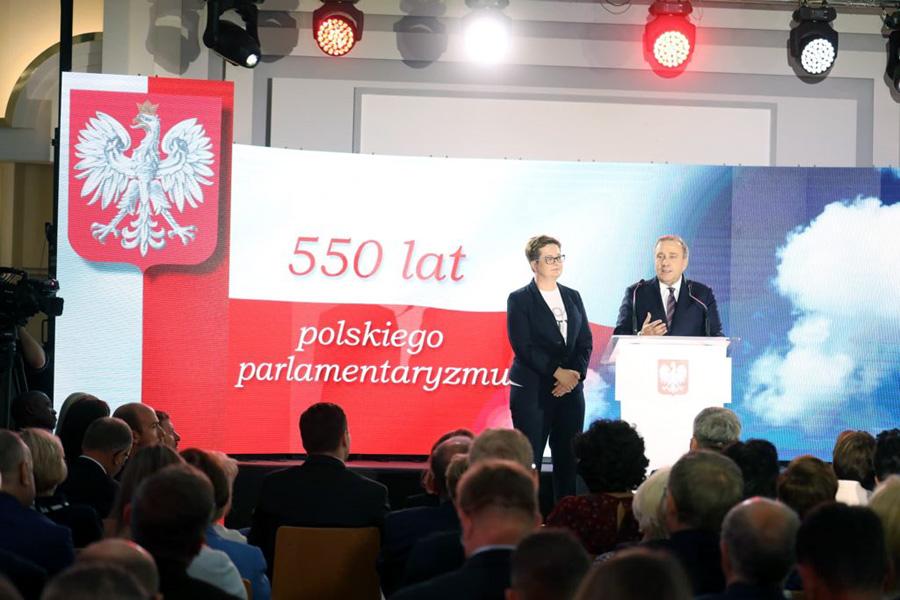 Opozycja świętowała bez państwa PiS. Dziś trzeba bronić demokracji