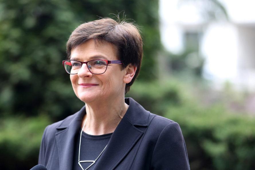 Krystyna Szumilas: Chcą wychować Polaka według schematu zNowogrodzkiej