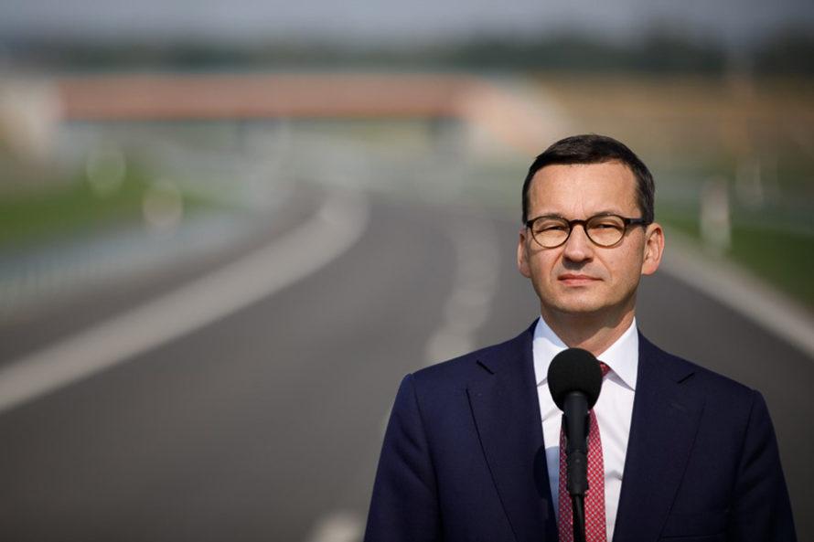 Pozew wtrybie wyborczym zakłamstwa Morawieckiego iPiS