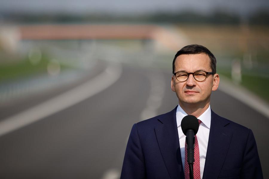 Pozew w trybie wyborczym za kłamstwa Morawieckiego i PiS