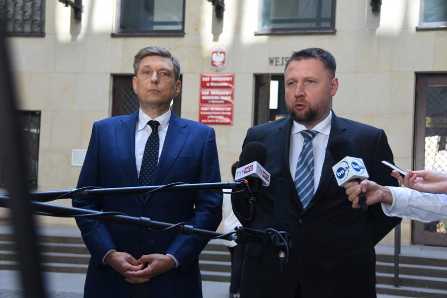 """PO złożyła zażalenie na decyzję sądu okręgowego. """"Sprawy nie można zamieść pod dywan"""""""