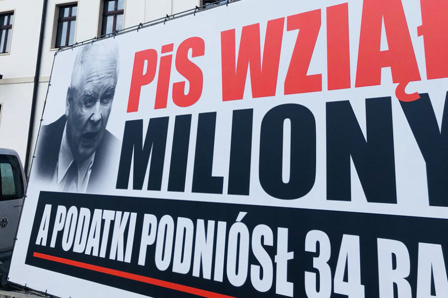 """""""PiS wziął miliony wrządzie, teraz chce wziąć wsamorządzie"""""""