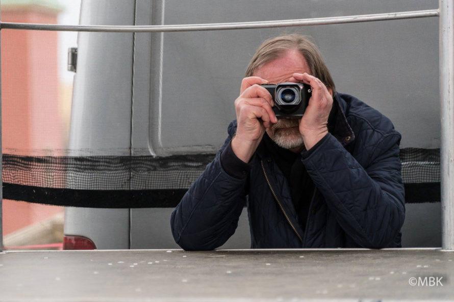 Chris Niedenthal: Niechciałbym fotografować Kaczyńskiego