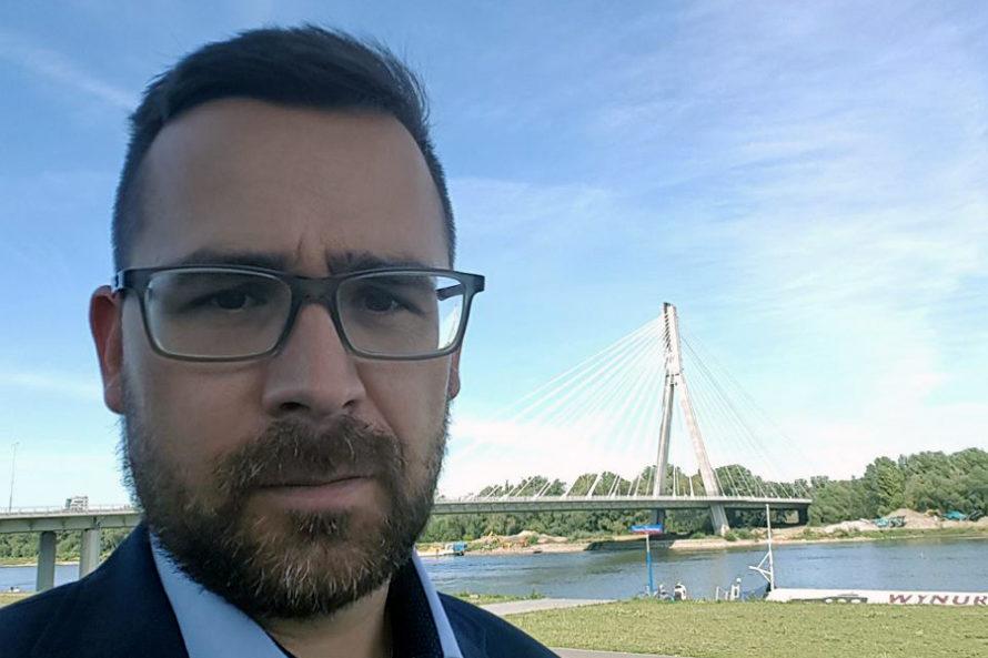 Sędzia Bartłomiej Przymusiński: Wytrwamy, bo taka jest nasza misja