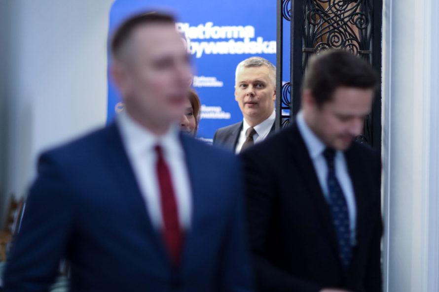 Tomasz Siemoniak: PiS pali most zamostem, my się jednoczymy
