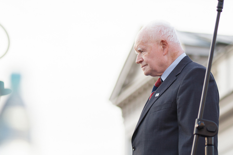 Prof. Adam Strzembosz: Prezydent wbrew zasadom państwa praworządnego
