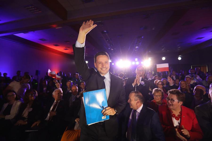 """Konwencja Koalicji Obywatelskiej. """"Najważniejsze wybory w Warszawie od lat"""""""