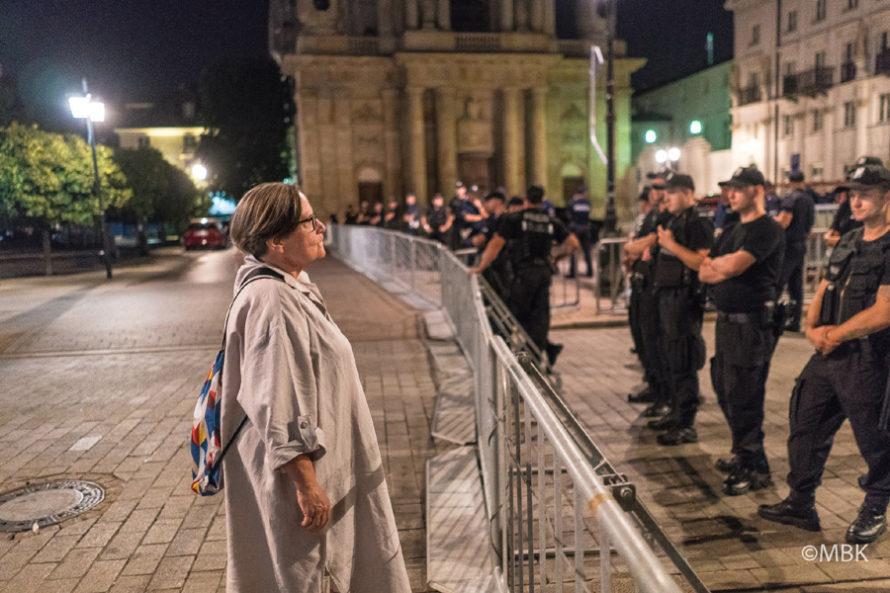 Agnieszka Holland: Niepowstała mocna szczepionka naautorytaryzm