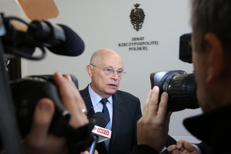 Marek Borowski: PiS może zmienić ordynację do parlamentu