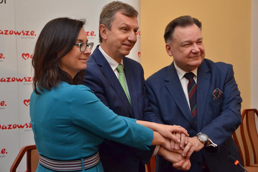 KO i PSL razem na Mazowszu i na wybory
