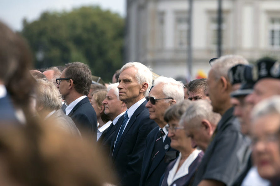 Marcin Święcicki: Niechcę obchodzić tego święta ztym prezydentem