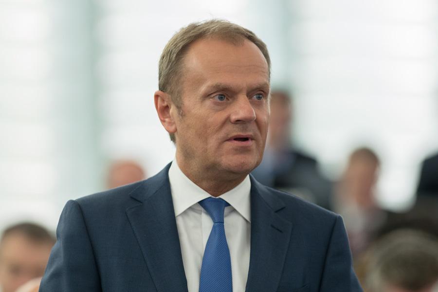 Donald Tusk: Pokonać współczesnych bolszewików