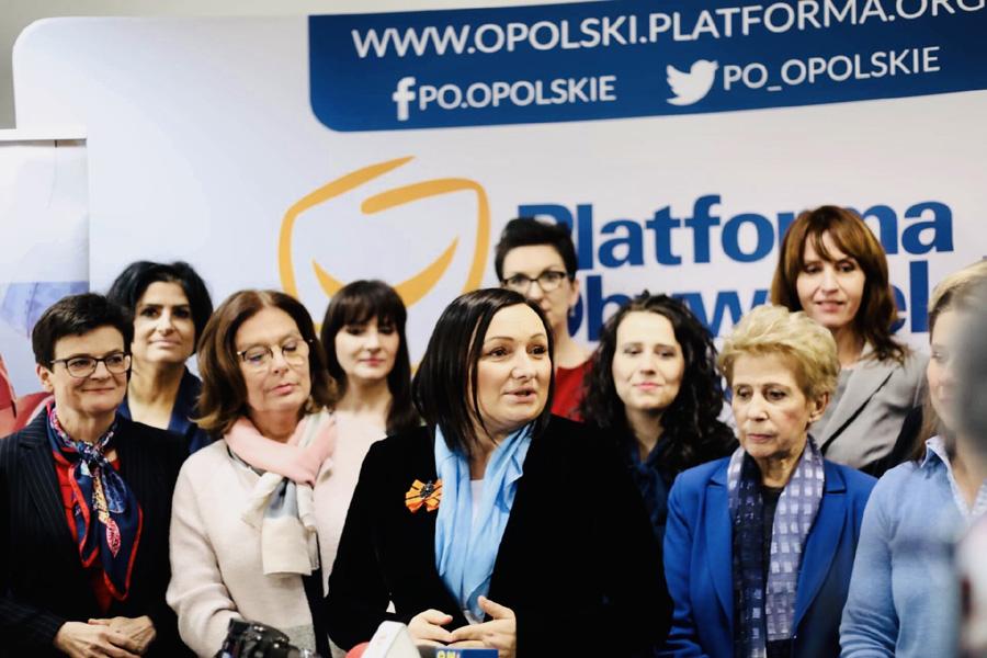 Sprawy Polek i Europy na konwencji PO