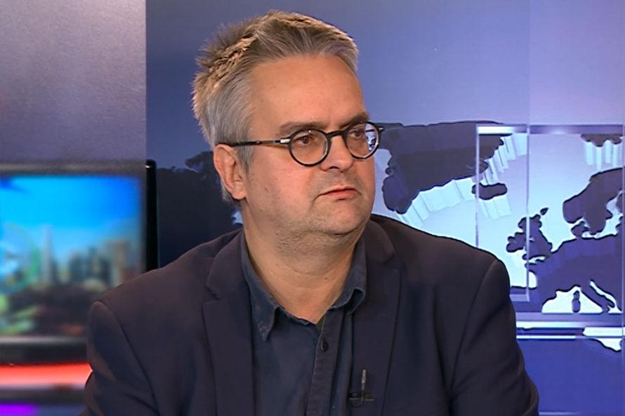 Wojciech Czuchnowski: Dziennikarz ma prawo dopoglądów imoże występować jako obywatel