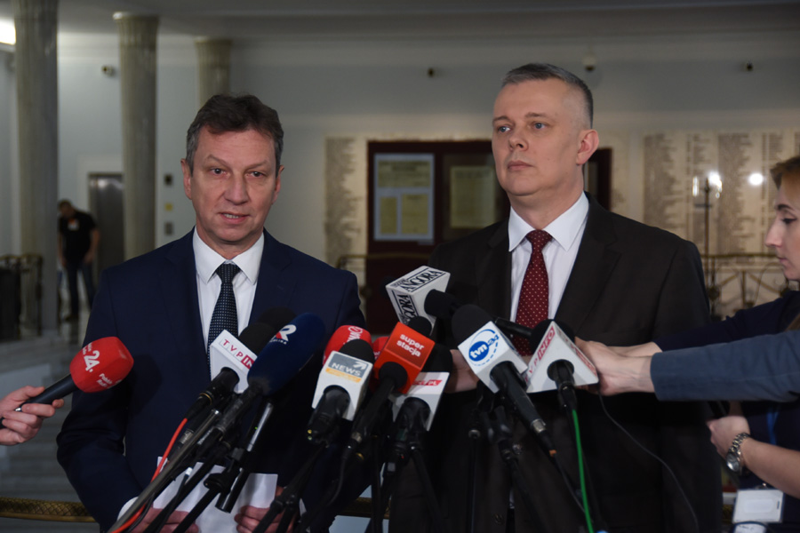 """""""Ta konferencja była sprzeczna z polską racja stanu"""""""