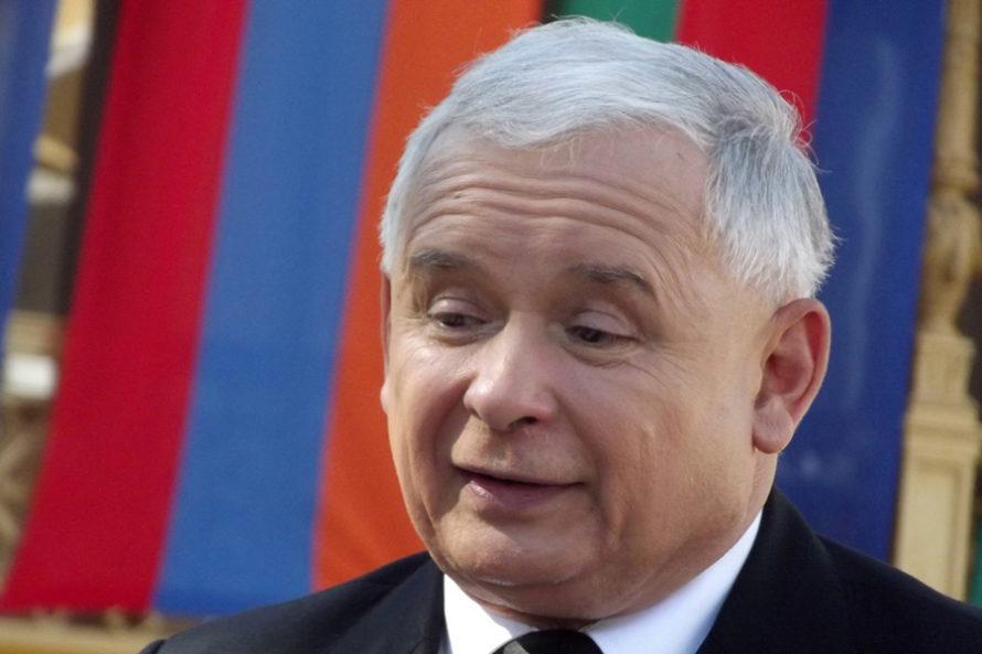 Kaczyński, obywatel nadzwyczajny