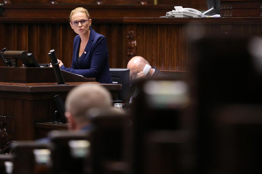 Barbara Nowacka: Doradcom i sztabowcom Biedronia życzę dojrzałości