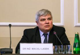 Dr Maciej Lasek: Patrząc na to, mamy skansen