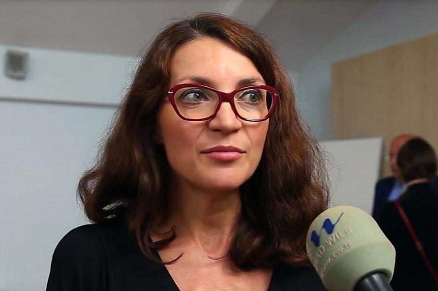 Prof.Mieńkowska-Norkiene: Wparlamencie dziś nieścierają się poglądy