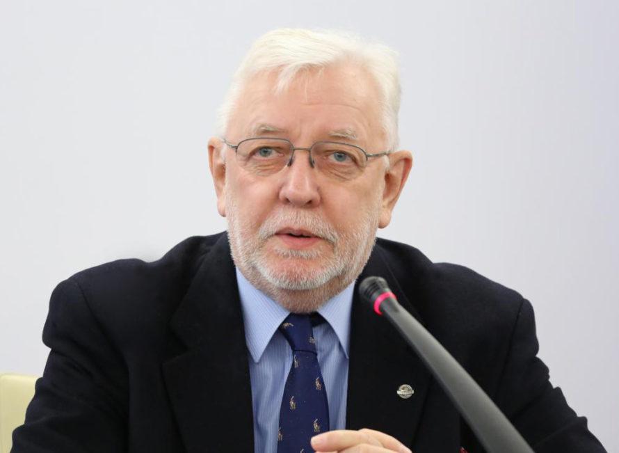Jerzy Stępień: Dziś normy prawne niemają żadnego znaczenia