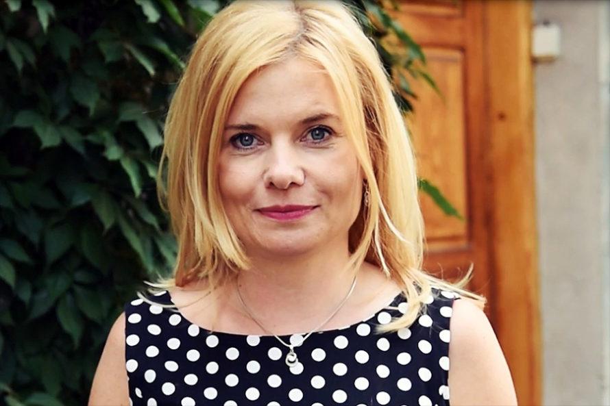 Dorota Łoboda: Dobro dzieci niejest zmartwieniem rządu