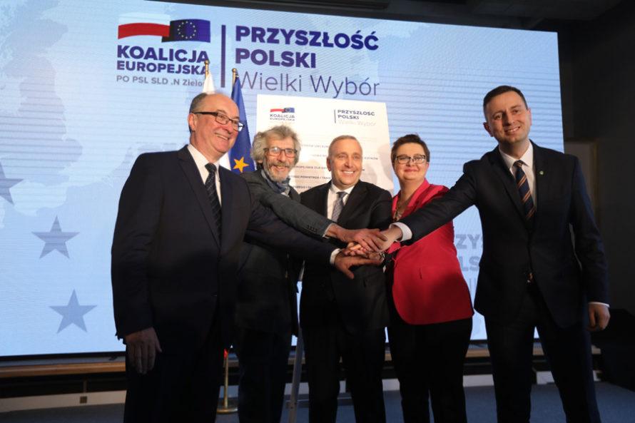 """Deklaracja programowa Koalicji Europejskiej. """"Przed nami jest zwycięstwo"""""""