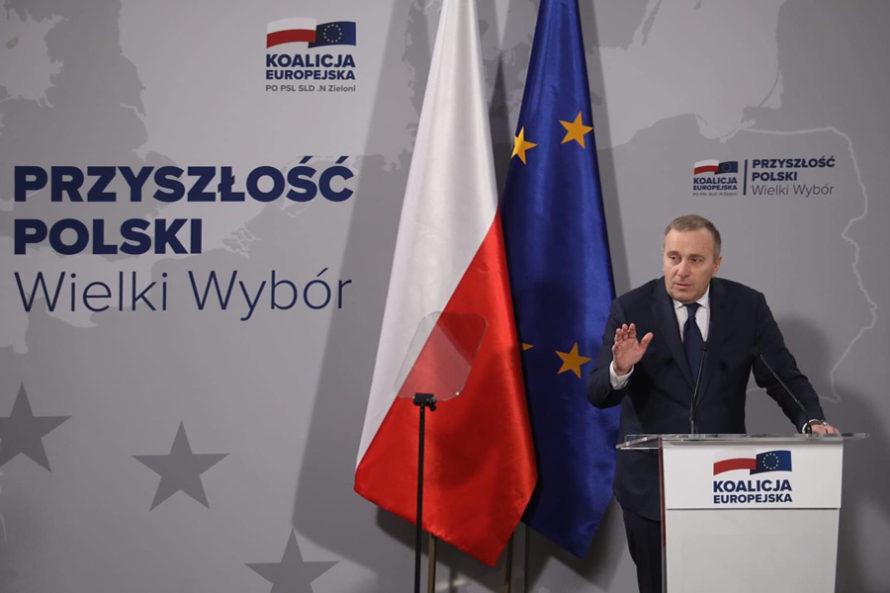 Pięć pytań Schetyny doKaczyńskiego