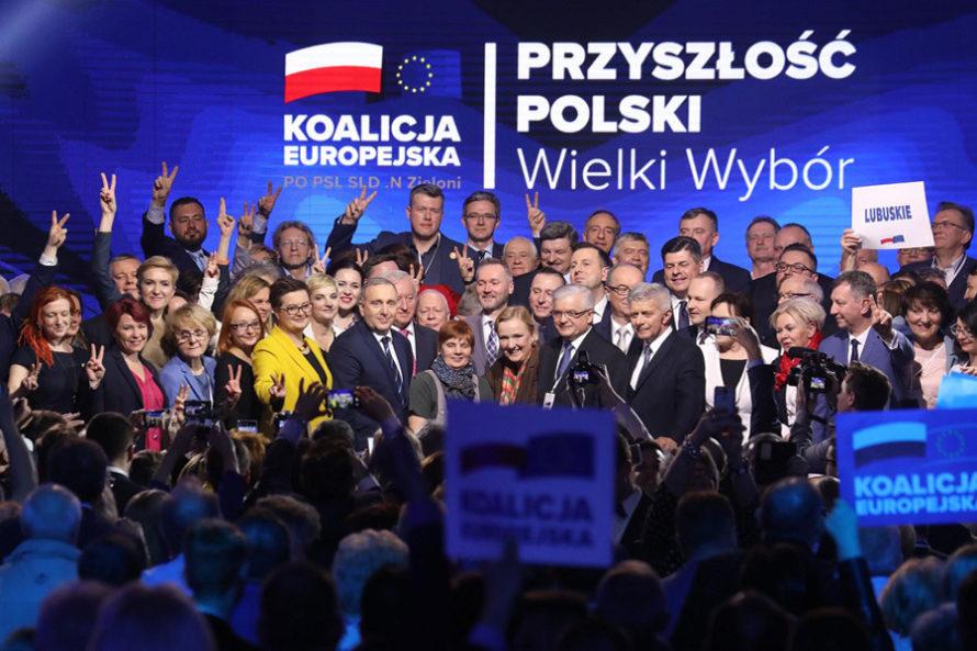 Albosilna Polska wEuropie, albopartyjne państwo PiS