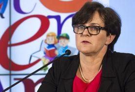 Joanna Kluzik-Rostkowska: Strajk w edukacji jest wyjątkowy