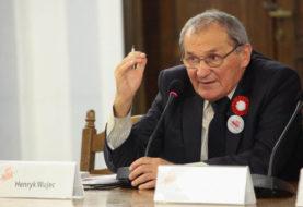 """Henryk Wujec: """"Solidarność"""" stała się pasem transmisyjnym woli PiS"""