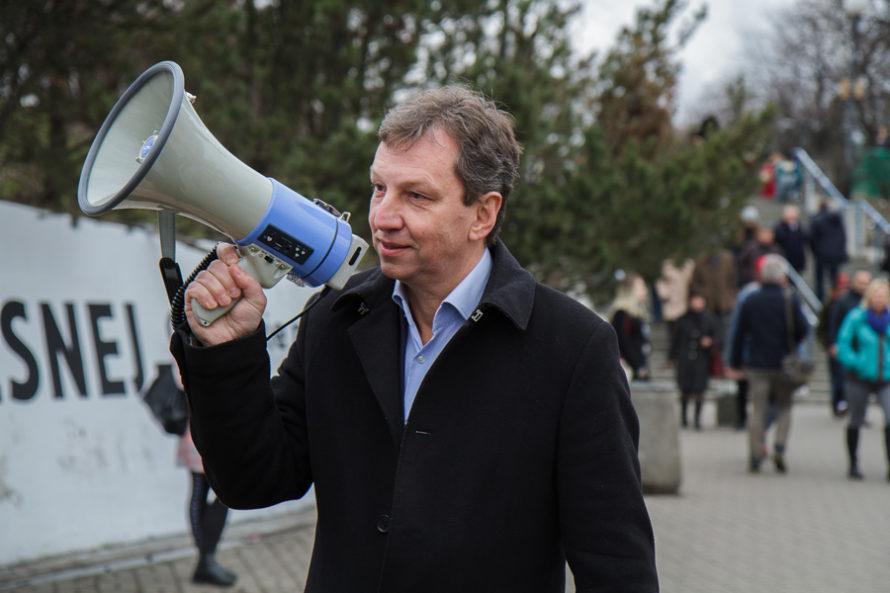 Andrzej Halicki: Wierzę, żeiskra zjednoczenia Europy wyjdzie zPolski