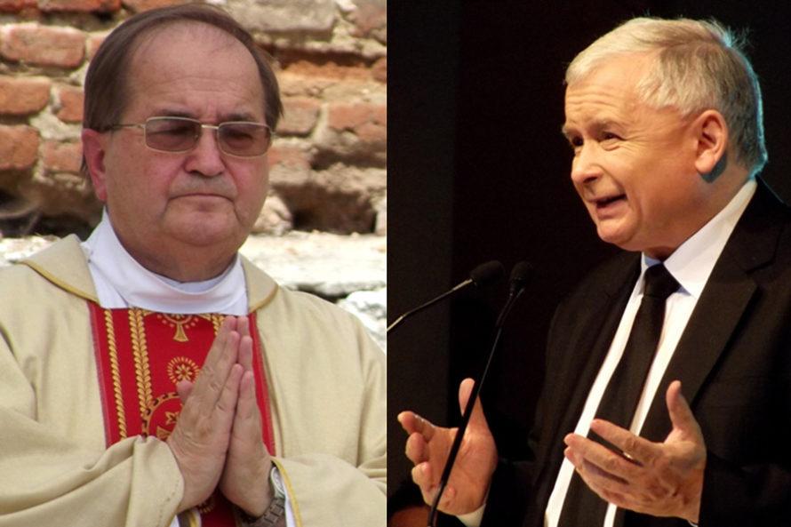 Sojusz Kaczyńskiego zRydzykiem opłaca się PiS-owi, aleKościół traci