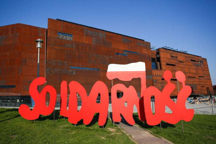 Wolni ludzie świętowali wGdańsku