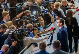 Morawiecki blokuje walkę o klimat