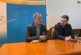 Prof. Nowak-Far o Europie na Białołęce